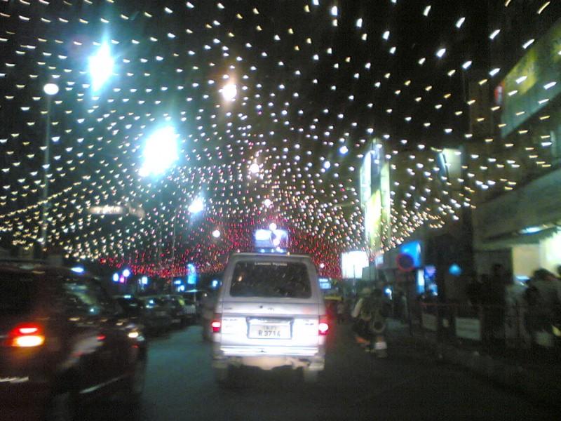 Brigade road Bangalore