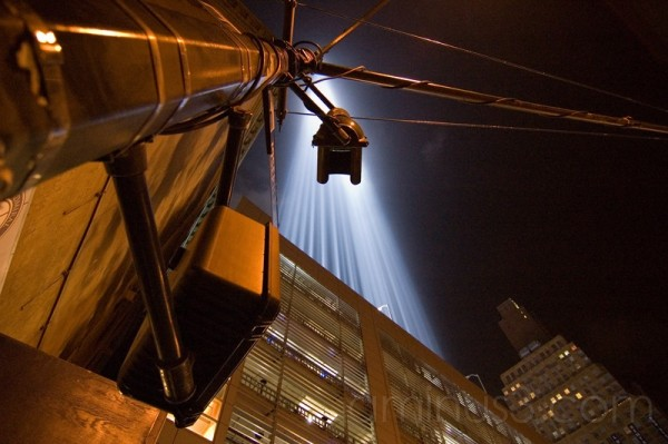 Ground Zero - Tower Lights