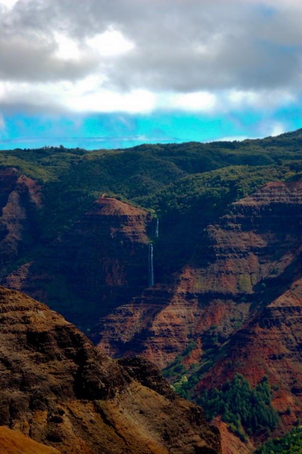 Another View of Waimea Canyon