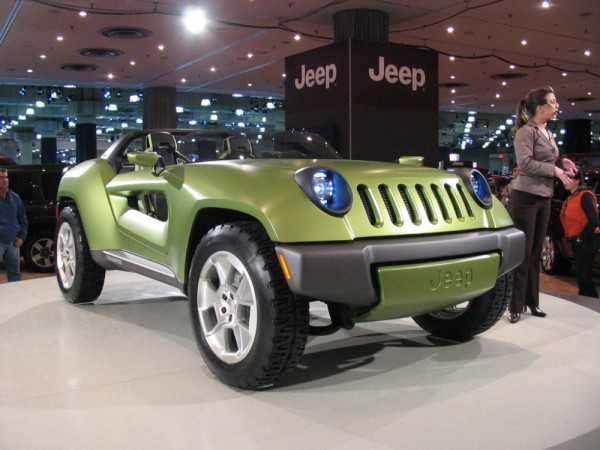 """Jeep Renegade"""
