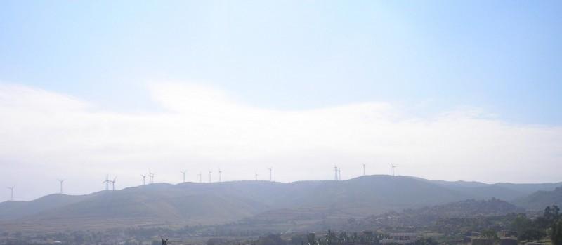 A scenic windmill