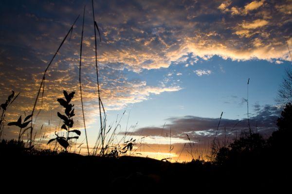 Sunset at Mt. Moosilauke