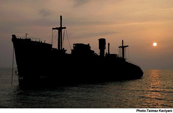 Kish Island-