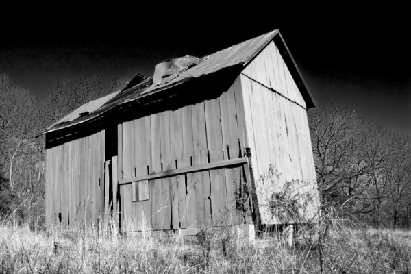 Barn on Proffitt Road