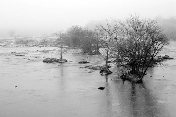 James River, Richmond VA