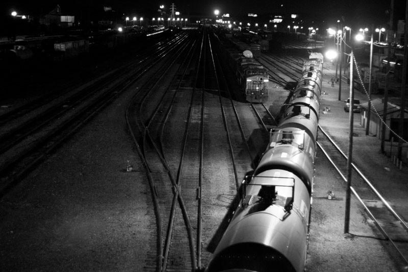 CSX Train Yard, Richmond VA