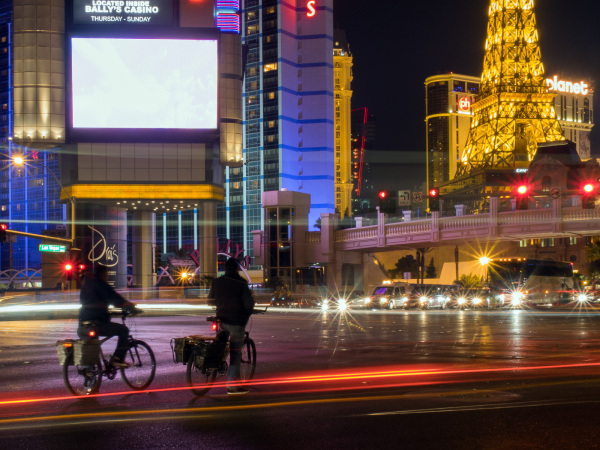 Bikers, Las Vegas Blvd