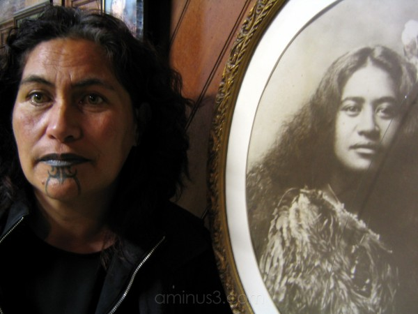 Maori 2 - ancestor