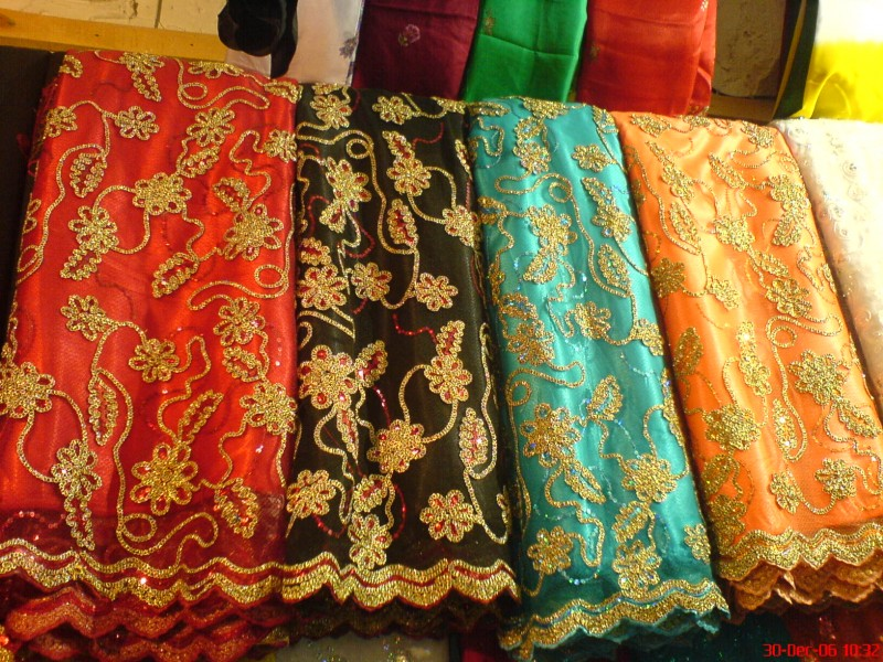 Traditional Fabrics For Women Clothes(1)