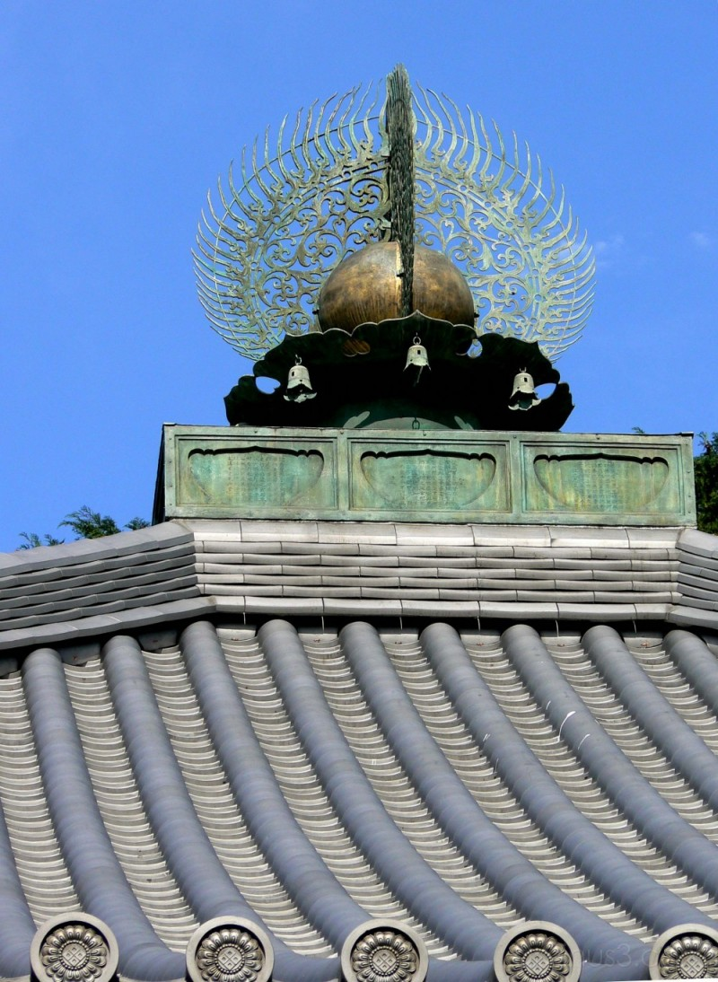Roof ornament
