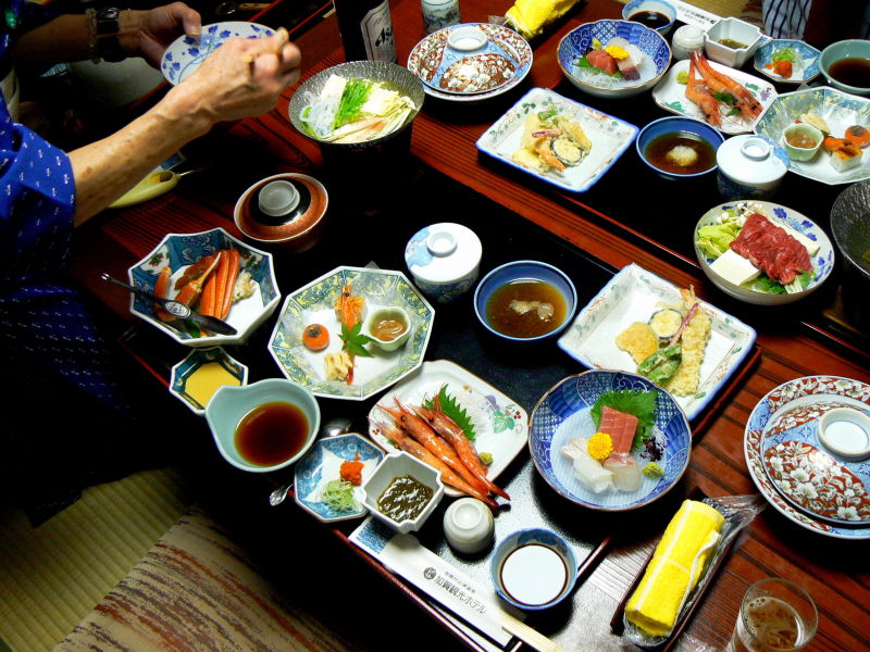 Japan typical food gallery for Authentic japanese cuisine