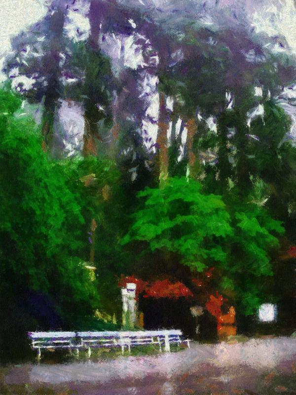 Hieizan rain