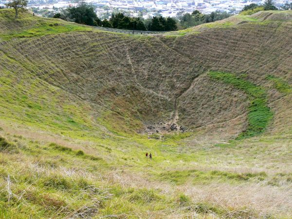 Mt Eden Crater