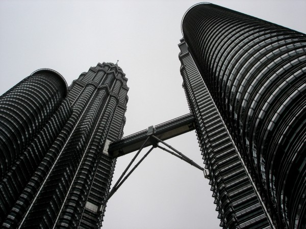 petronas twin towers klcc
