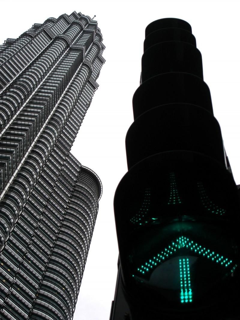 petronas twin tower malaysia kuala lumpur spoof