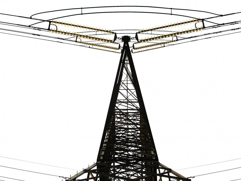 another of electricity tower