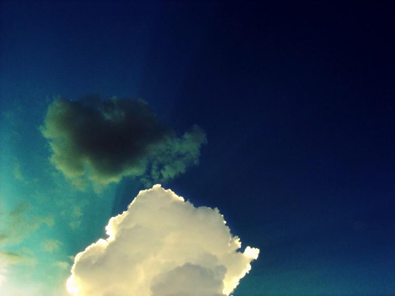 sky beautiful cloud