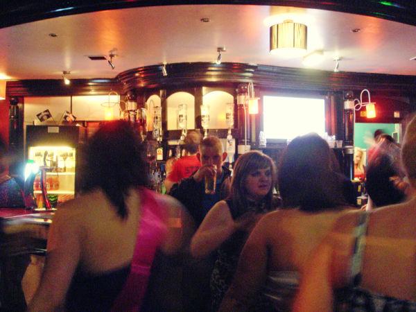 clubs as a copulation pool venue