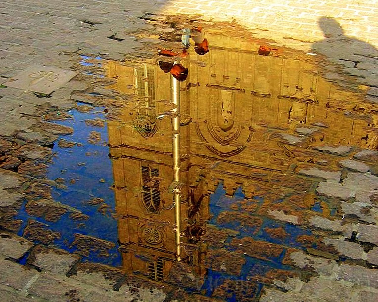 Reflections of the past