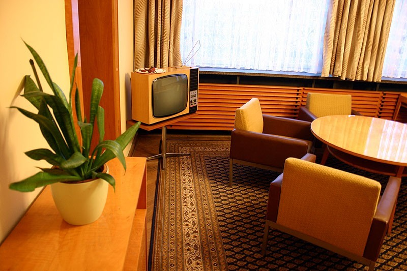At Home With The Stasi