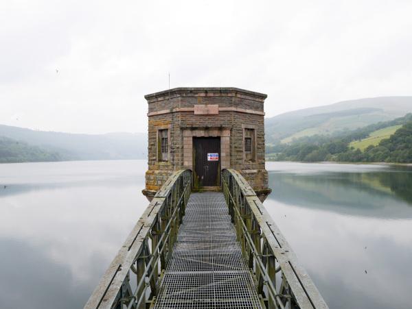 Talbont Reservoir
