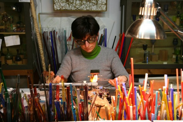 Glass workshop