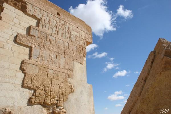 Pharaonic remains Siwa Egypt