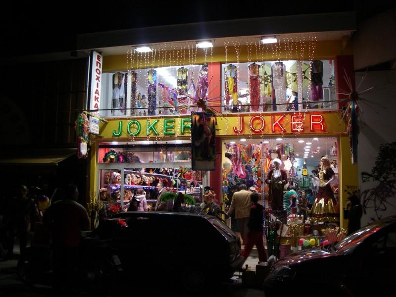 carnival shop