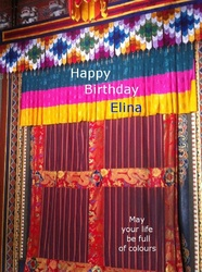 happy birthday Elina