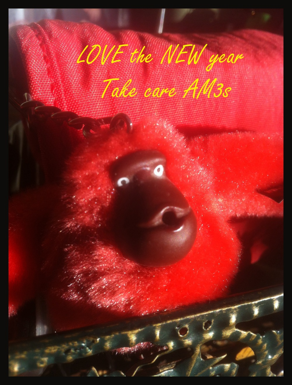 OOOOO I love the new year*