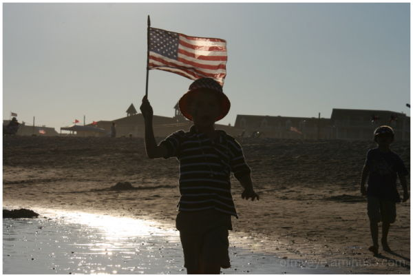 my little patriot