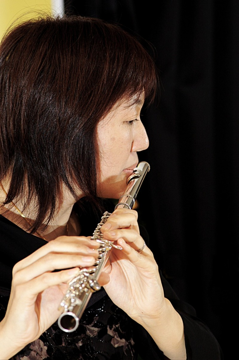 Flute Lady I