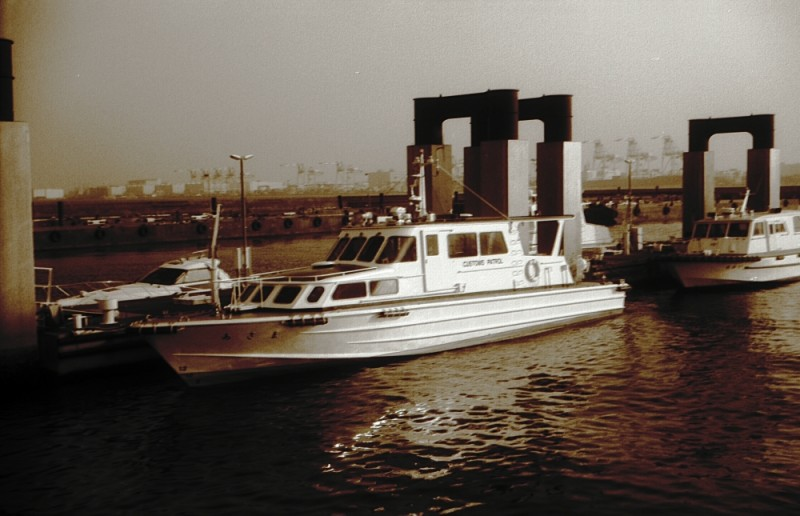 Customs Boat