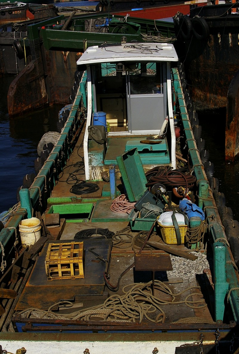 Work Boat II