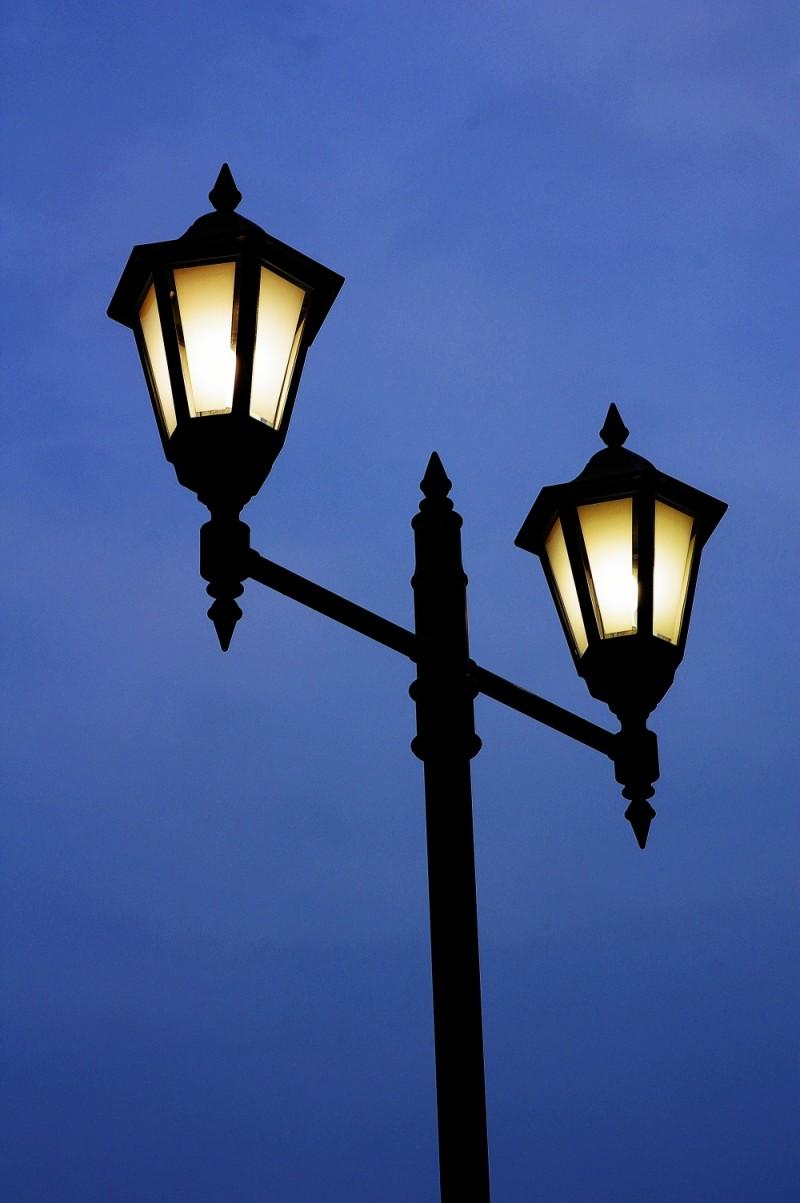 Aomi Street Lamps