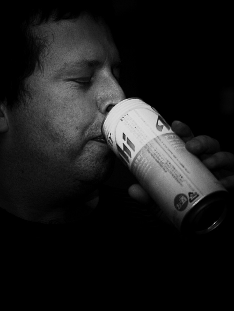 A Man and His Beer