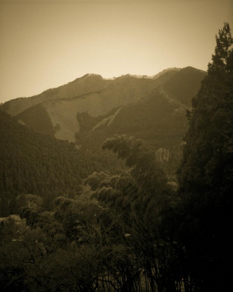 Mountains of Kiryu