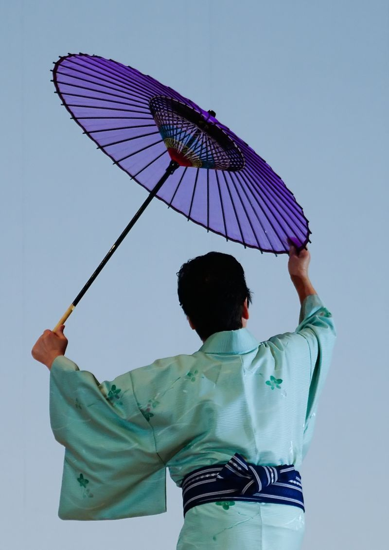 Umbrella Dancer
