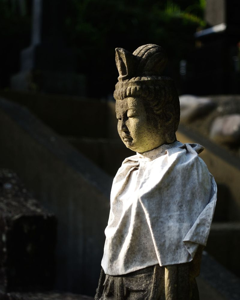 Yougenji Temple Cemetery I