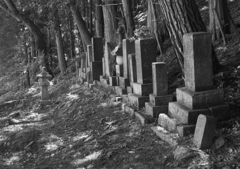 Family Cemetery: Nagano Prefecture