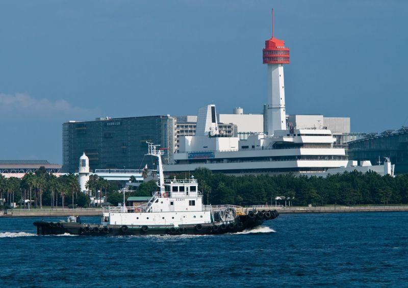 Tugboat Asahi (Tokyo)