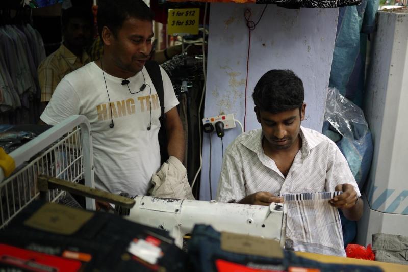 road side tailor