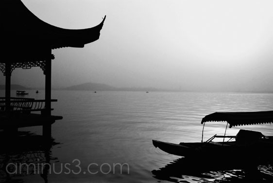 Donghu Silhouette