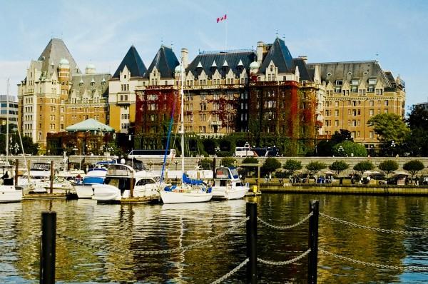 Empress Hotel, Victoria BC
