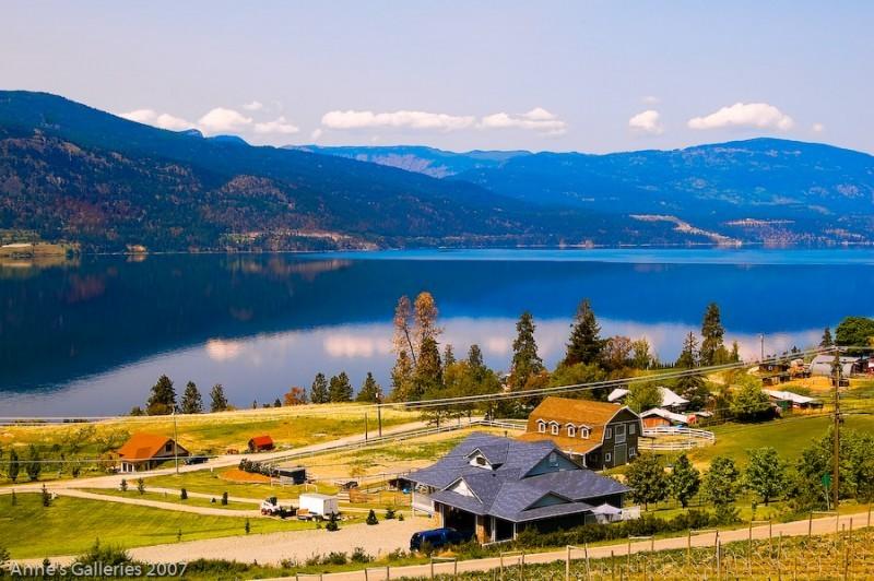 Kalamalka Lake, Winfield BC