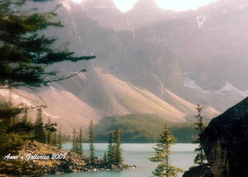 Morraine Lake