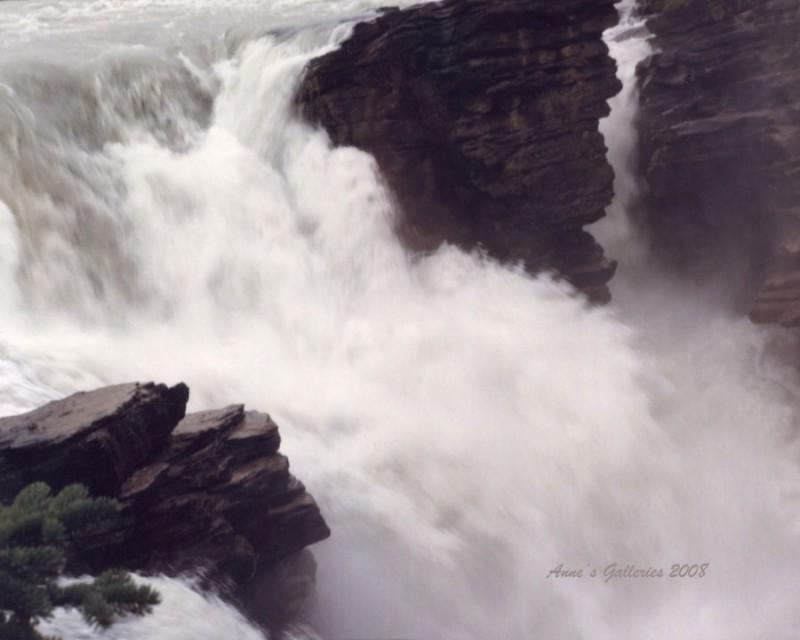Athabasca Falls, Jasper Nat.Park, Alberta
