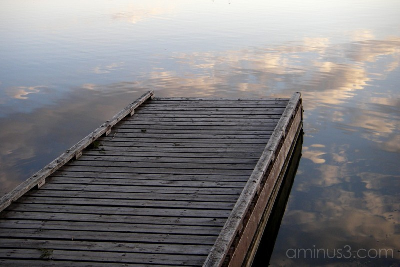 dock water lake