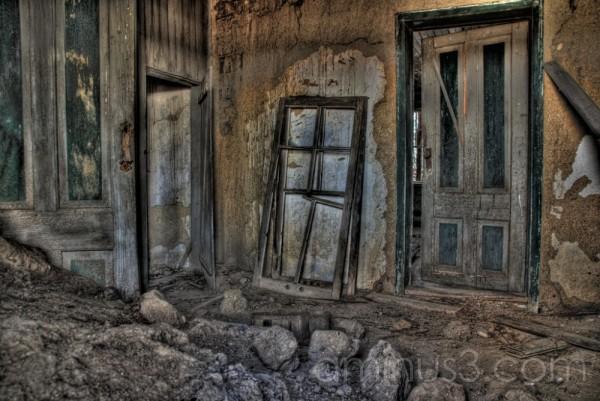 HDR, Abandoned, Saskatchewan, Landscape, Rural
