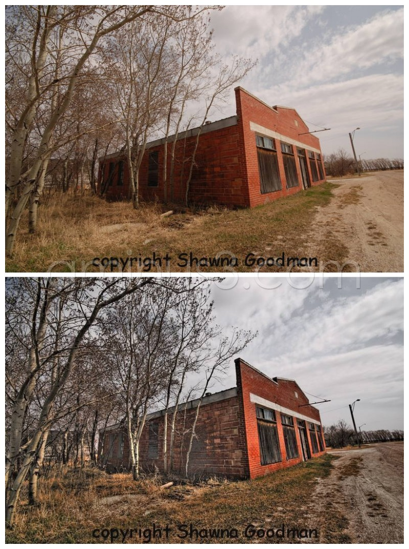 Dafoe, Saskatchewan, HDR,